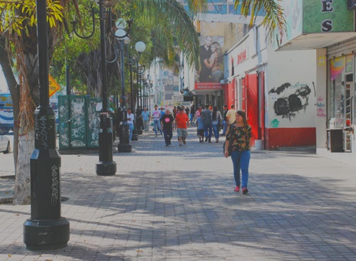 Caminando por la calle, consejos de seguridad