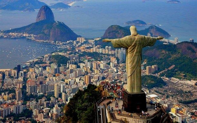 """El Cristo Redentor de Río, con """"guardaespaldas"""" durante los Juegos"""