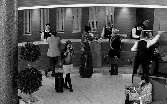 Seguridad en hoteles