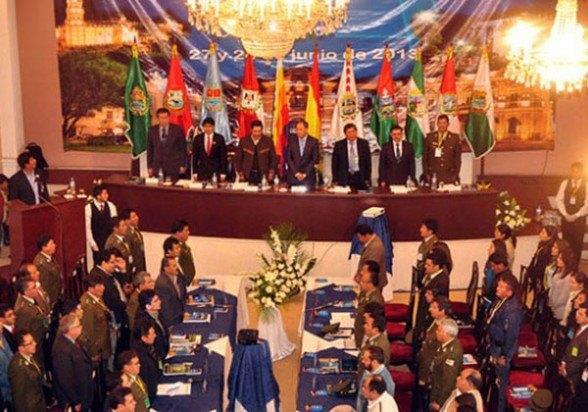 Cumbre de Seguridad de 2015 será en Cochabamba
