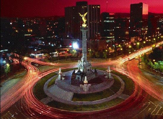 México, Vandalismo y saqueos