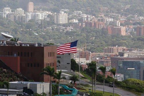 EEUU emitió alerta de seguridad para sus ciudadanos en Venezuela
