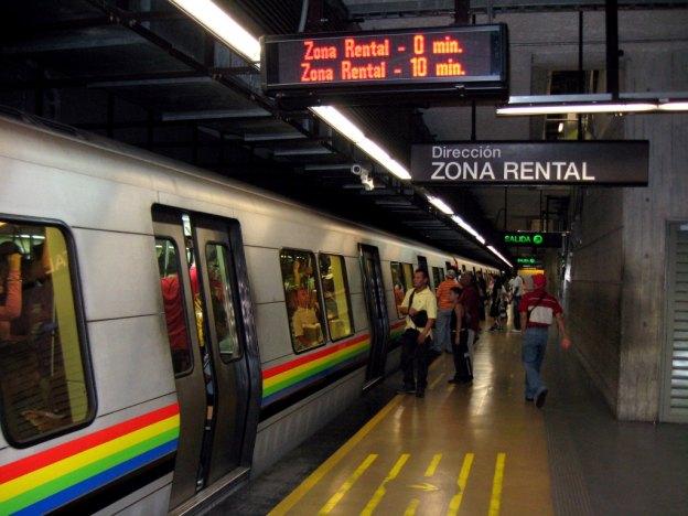 Metro de Caracas refuerza seguridad