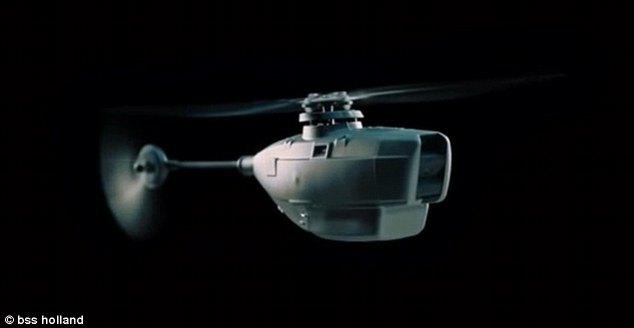 Los drones y el futuro de la seguridad