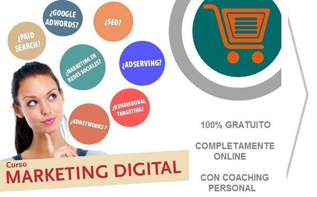 Curso Online Gratuito Marketing Digital