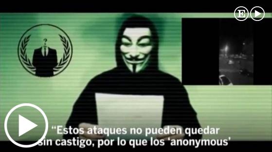 Anonymous anuncia ciberataque contra el Estado Islámico