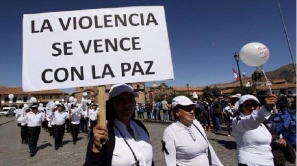 Perú: Convocan marcha nacional por la paz y seguridad ciudadana