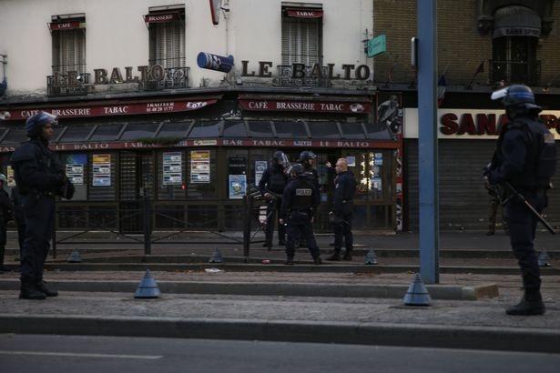Magnicidio en Saint Denis
