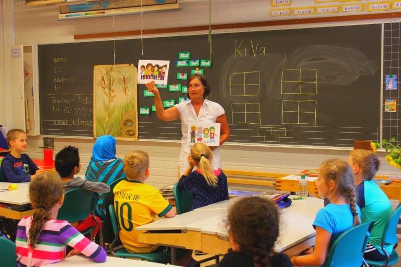 KiVa es la mejor herramienta contra el acoso escolar