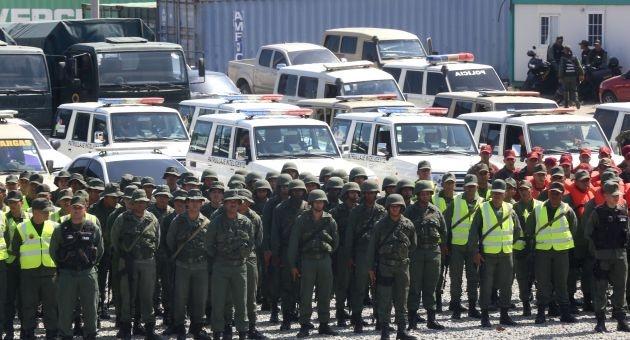 Más de 168.000 funcionarios participan en operativo de seguridad Semana Santa Segura 2016