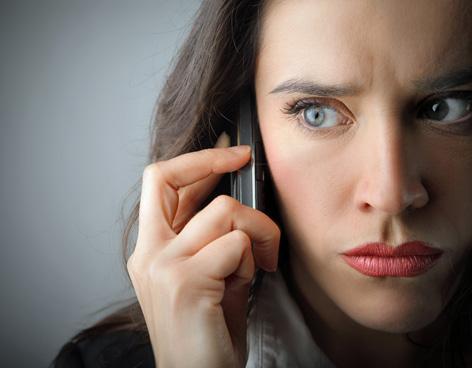 Conoce qué hacer frente a una extorsión telefónica