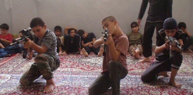 Los yihadistas del futuro del Estado Islámico