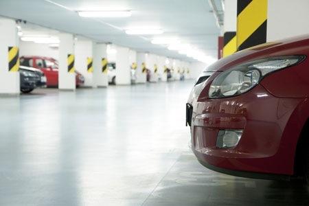 Seguridad en garages y estacionamientos