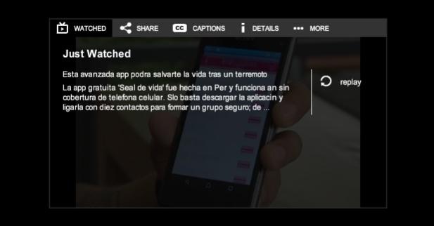 Esta app peruana podría salvarte la vida tras un terremoto