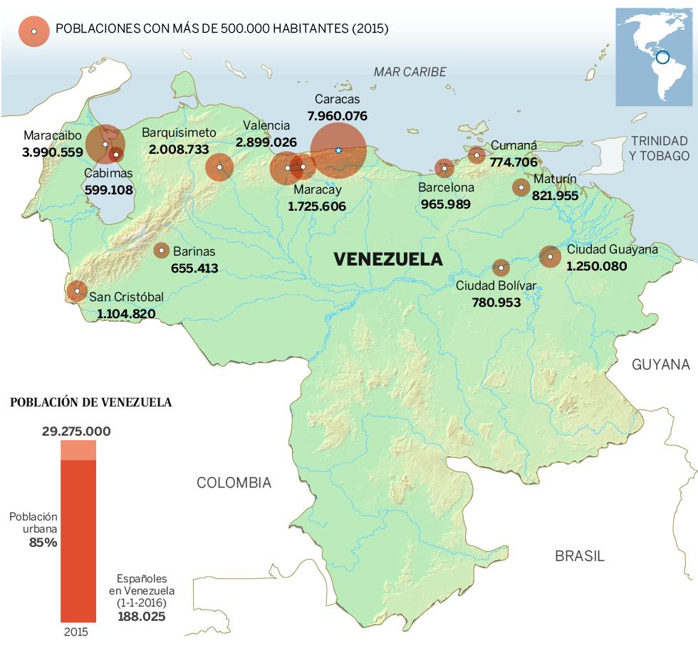 Perfil socioeconómico de Venezuela