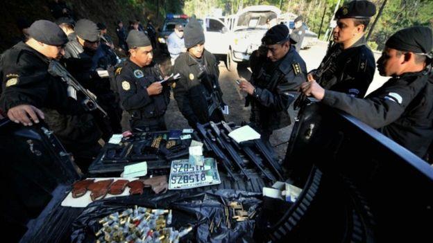 La imparable invasión de carteles mexicanos a Centroamérica