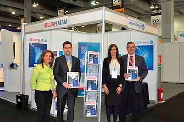 La revista 'Segurilatam' testigo de excepción de las principales ferias latinoamericanas