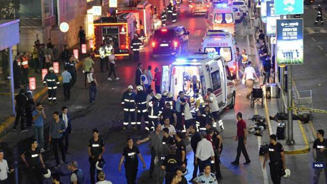 La historia de un atentado minuto a minuto.ESTAMBUL