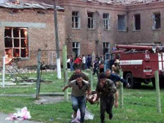 colegio de Beslán, al norte de Rusia,