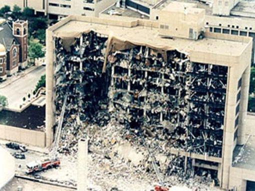 Bomba en Oklahoma