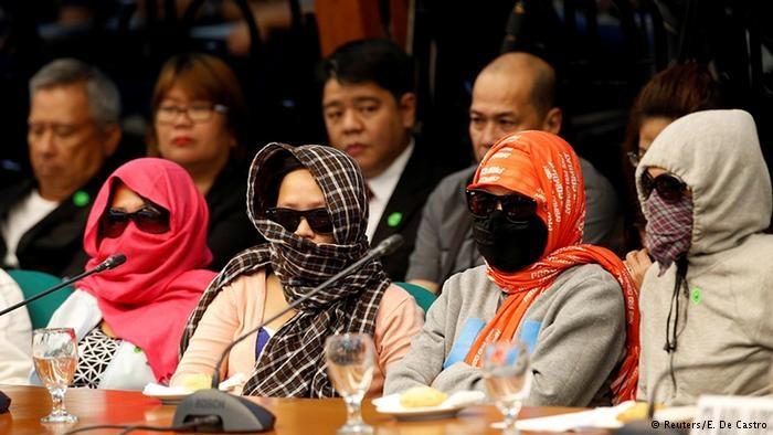 La otra guerra contra las drogas: el caso de Filipinas
