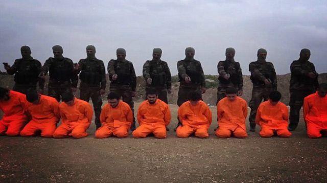 Terrorismo Islámico: ¿Quién es quién?. Infografia