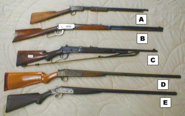 Una mirada a los tipos de escopetas