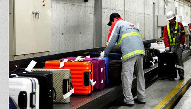 10 consejos para evitar que empleados de aeropuertos te roben tu equipaje
