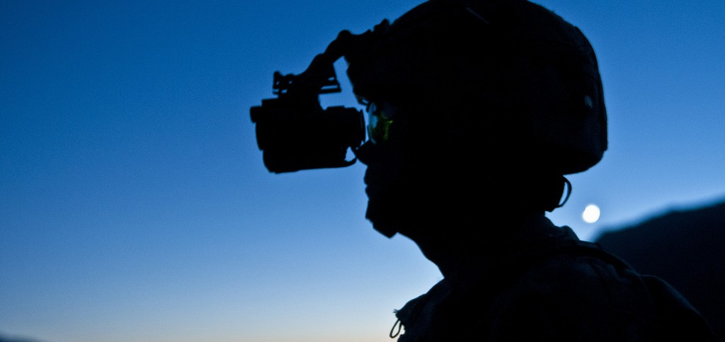 New Night Vision Binoculars to Enhance Soldiers' Capabilities