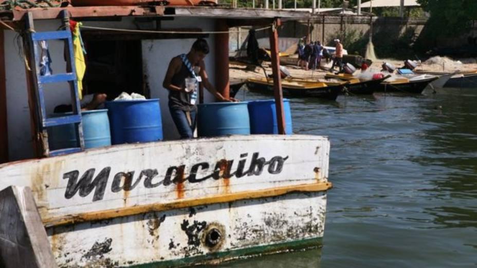 Los piratas del lago Maracaibo y la peligrosa búsqueda de la corvina