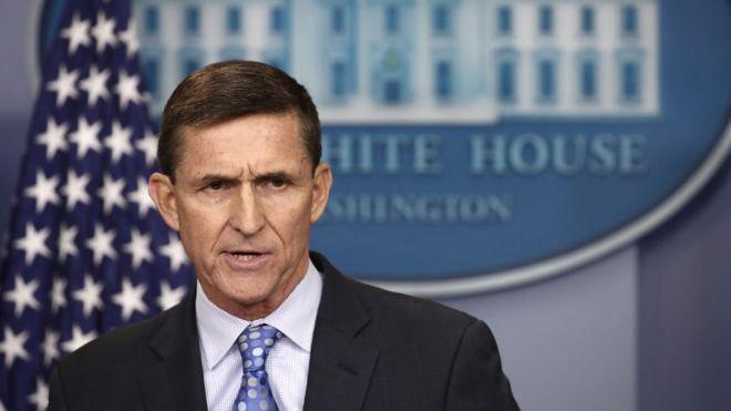 Estados Unidos: 3 preguntas que deja la renuncia de Michael Flynn