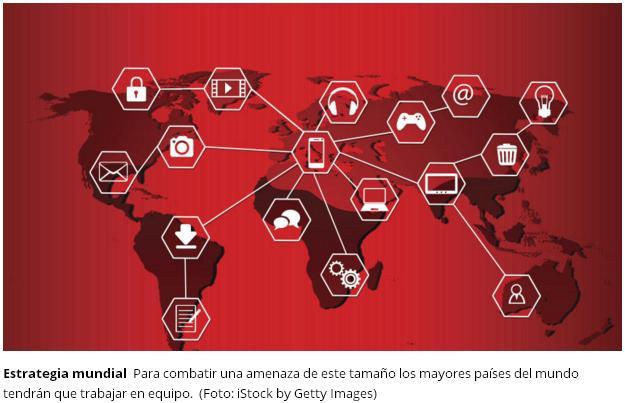 Ciberataques pagados por gobiernos, el arma de la tercera guerra mundial