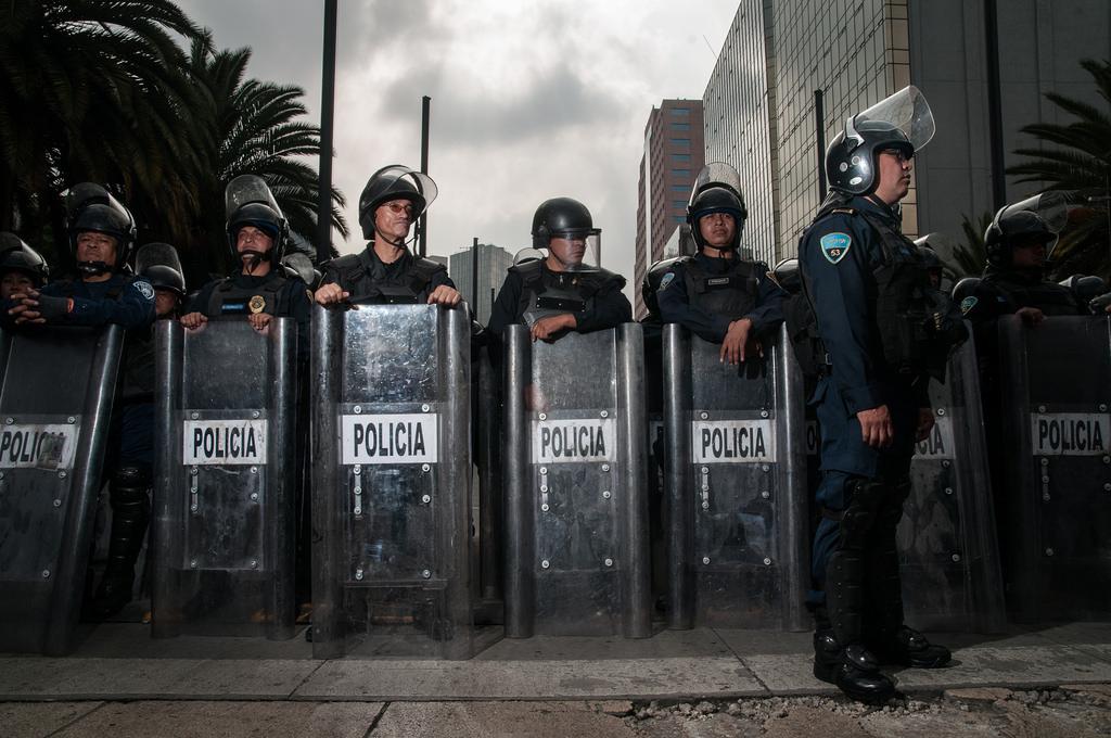 El miedo a ser policia pone a México en apuros